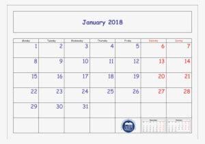weekly blank calendar templates orange