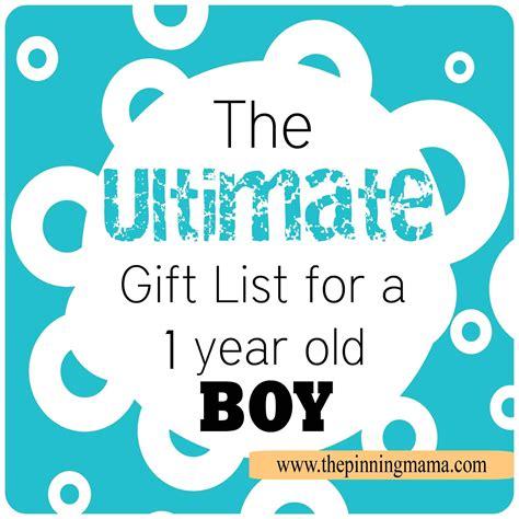 The Ultimate  Ee  Gift Ee   List For A   Ee  Year Ee    Ee  Old Ee    Ee  Boy Ee    Ee  Gift Ee