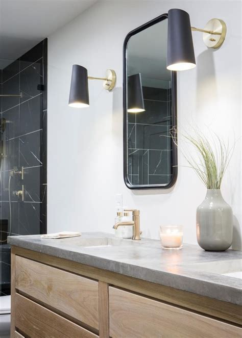Modern Sconces Bathroom by 25 Best Ideas About Bathroom Sconces On