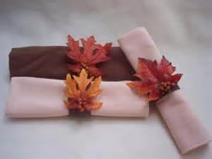 How to make napkin rings