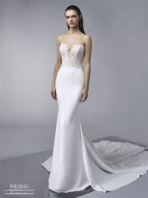 bridal dress websites enzoani bridal wedding gown and wedding dress collection