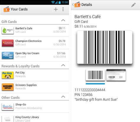 Gift Card Apps With In App Purchases - amazon wallet app arrives in beta for android and fire phone