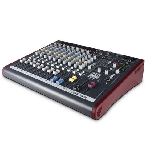Mixer Allen And Heath allen and heath zed60 14fx analogue mixer with usb at gear4music
