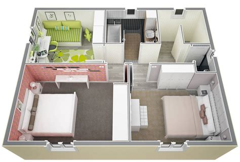 chambre avec sdb et dressing chambre avec sdb et dressing 12 maison en l de 130m2