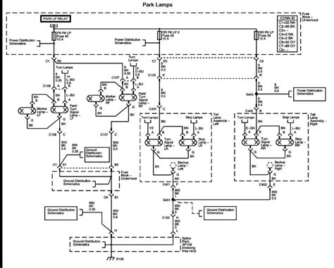gmc light wiring diagram wiring diagram