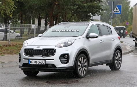 Kia Sportage New We Kia S All New Sportage Out In The Open