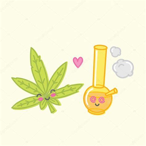 imagenes weed love kawaii dibujos de amor