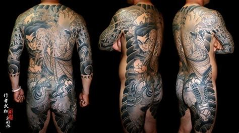for men yakuza tattoos 2015 tatto galery