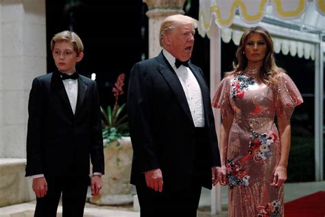 donald trump party trump welcomes new year with lavish party at private club