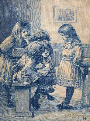 victorian clip art children  school  graphics fairy
