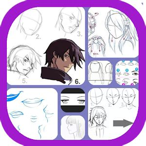 Sketches App Tutorial by App Anime Drawing Tutorial Apk For Windows Phone Android