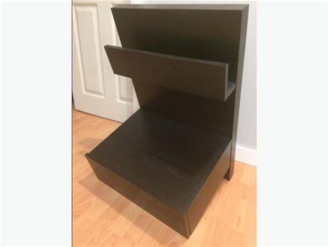ikea malm floating nightstand west shore langford colwood