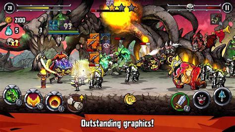 game rpg online android seru epic saga mod apk miftatnn bravium rpg hero defense apk free role playing android