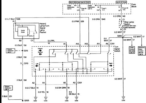 98 chevy headlight wiring diagram chevy fuel wiring