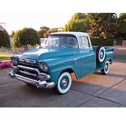 1958 Gmc 100 Two Tone Turq &amp Whitejpg Pictures