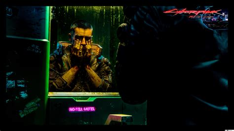cyberpunk  samurai washing face   hd wallpaper
