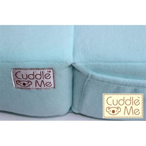 cuddleme foldable nursing pillow purple