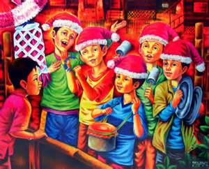 community paskong pinoy celebrating christmas the