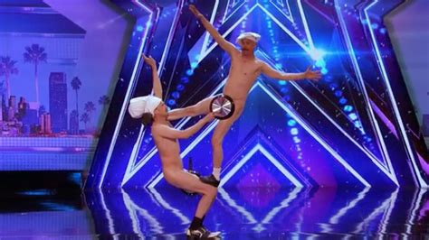 agt act could this be the most awkward america s got talent entertainment