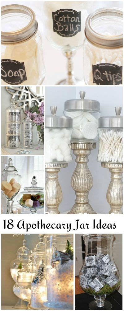 bathroom apothecary jar ideas best 25 apothecary jars bathroom ideas on guest bathroom decorating