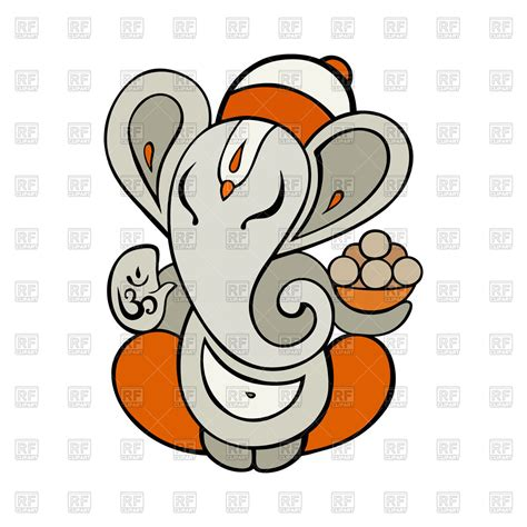 clipart images free ganesha royalty free vector clip image 60774