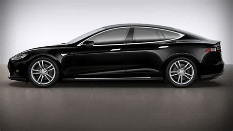 P85d Tesla Tesla S New S P85d Has Two Motors All Wheel Drive And