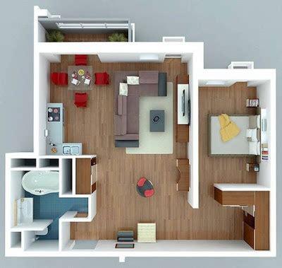 infomedia digital  desain denah rumah modern  membangun rumah