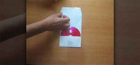 How To Make A Cd Cover With Paper - how to create a cd cover with a sheet of paper 171 origami