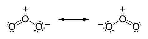 ozone electron dot diagram ozone molecule o3 dot and cross diagram the student room