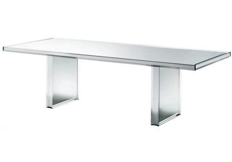 prism table prism mirror table glas italia milia shop