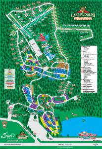 cgrounds map cground map lake rudolph cground rv resort