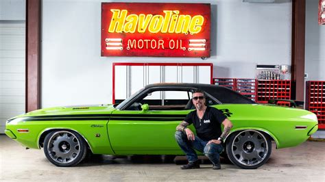 Announcing the Winner of our 1971 Dodge Challenger! ? GAS