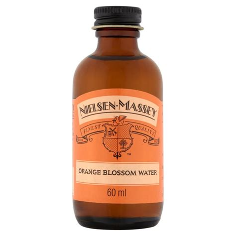 morrisons nielsen massey orange blossom water 60ml