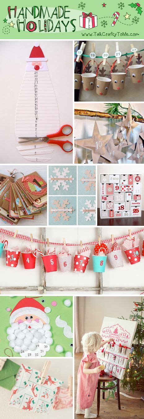 Advent Calendar Handmade - advent calendars 2012 handmade advent calendar roundup