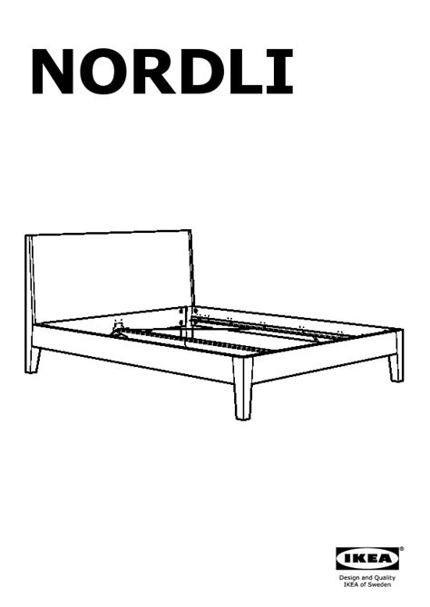 nordli bed review nordli bed review 28 images 100 bed frames ikea nordli