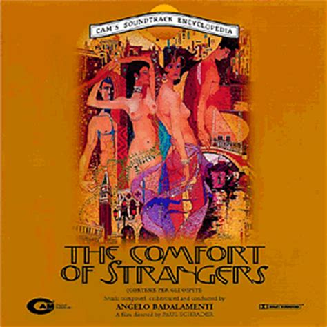 the comfort of strangers movie the comfort of strangers soundtrack 1990