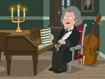 beethoven born deaf ludwig van beethoven family guy wiki fandom powered by