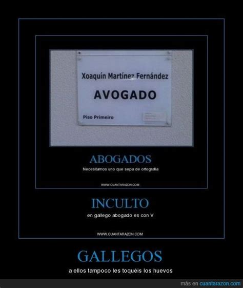 Imagenes Graciosas Gallegas | 161 cu 225 nta raz 243 n gallegos