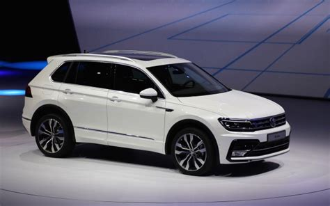 small suv with 3rd row seating 2018 2018 volkswagen tiguan with 3rd row seats