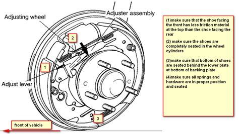 2003 Kia Spectra Brake System Diagram 2003 Kia Sedona Rear Brakes Diagram Auto Parts Diagrams