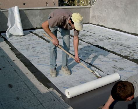 impermeabilizzazione terrazza pavimentata impermeabilizzare terrazzo senza togliere pavimento