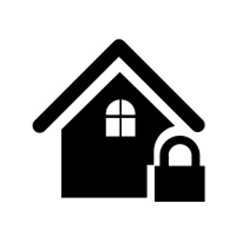 home security icons noun project