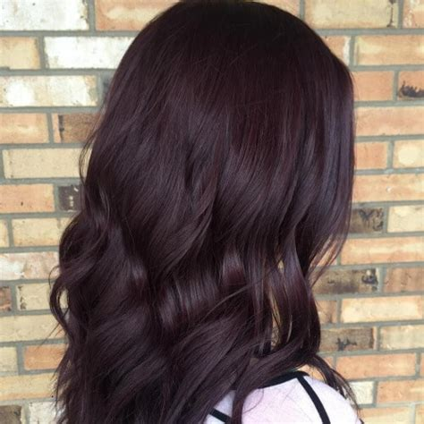 chocolate plum hair color 50 beautiful plum hair color ideas hair motive hair motive