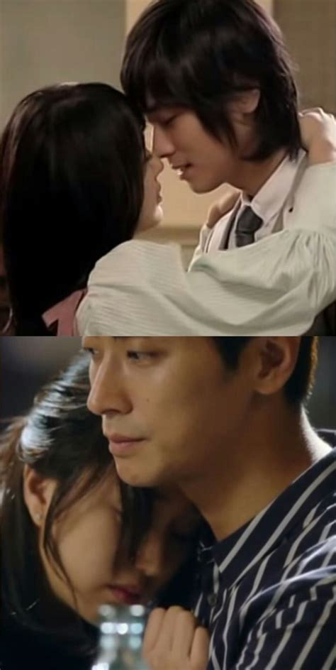 film drama yoon eun hye compare joo ji hoon kissing yoon eun hye in goong and