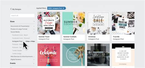 design finder instagram how to create a custom instagram graphic learn in 2