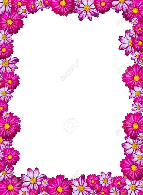 imagenes en blanco y morado resultado de imagen para marco de flores fucsia marcos