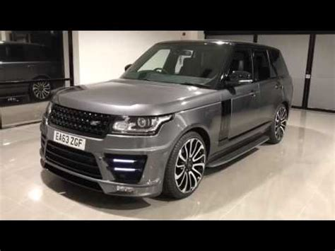 customized range rover 2017 range rover vogue l405 bespoke custom 2017 styling