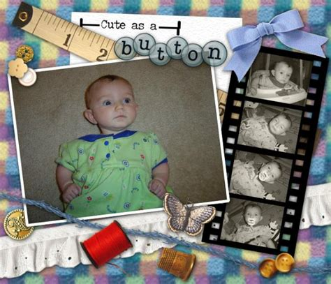 Digital Scrapbooking Wiki Launches by File Digitalscrapbookpage Jpg Wikimedia Commons