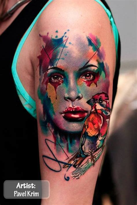 best color in the world the best color tattoos in the world colorful tattoos the