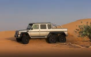 Mercedes Suv 6x6 Mercedes G63 Amg 6x6 2013 Netcarshow